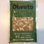 生パスタきのこクリーム oliveto